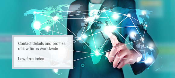 Contact details of IP experts worldwide