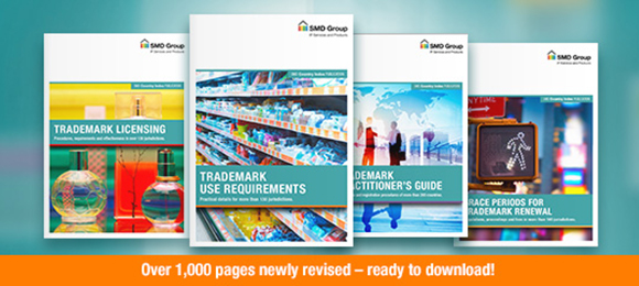 Useful publications on trademark law and practice